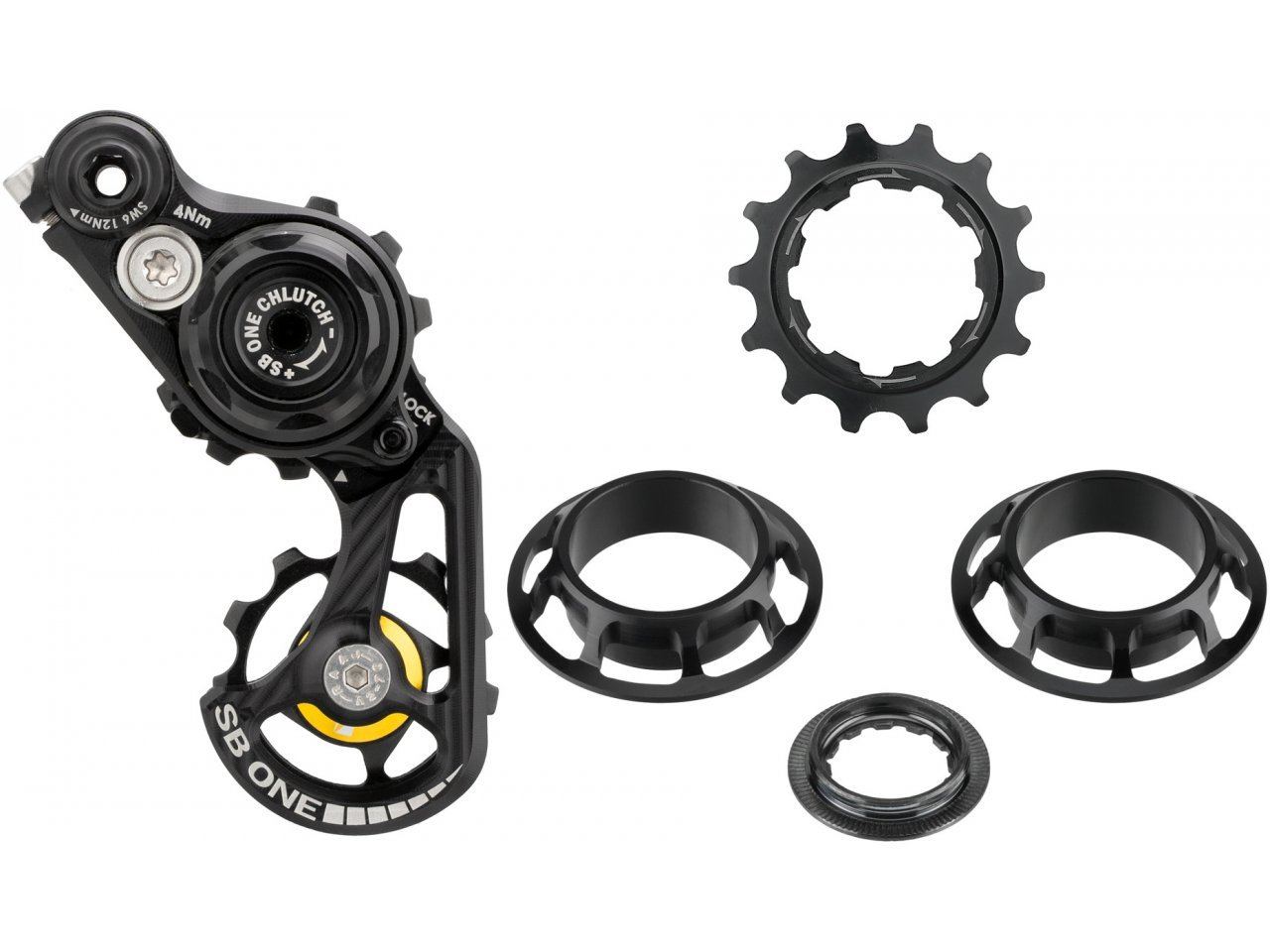 SB ONE G3C drive - Kit Single speed (tendeur de chaine)