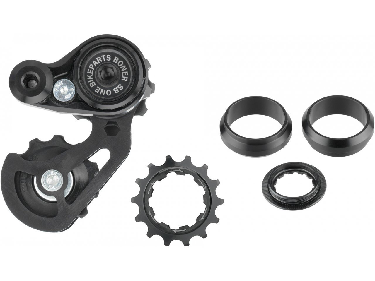 SB ONE boner drive - Kit single speed (tendeur de chaine)